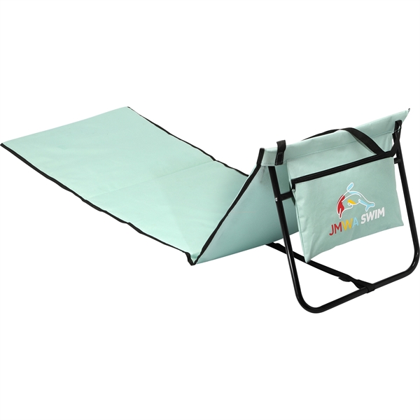 Incredible Lounging Beach Chair Brandfuse Buy Promotional Products Ocoug Best Dining Table And Chair Ideas Images Ocougorg